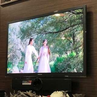 Pre loved large tv