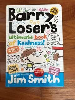 Barry Loser Ulitmate Book of Keelness