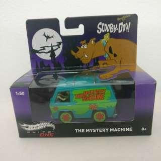 Hot Wheels Elite One Scooby Doo - The Mystery Machine