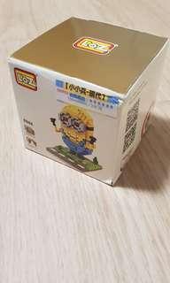 Minions nano brick