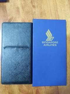 Singapore Airline passport /card holder