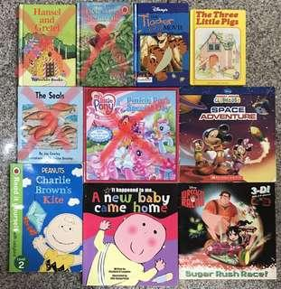 6 for $5 - Early Reader Books