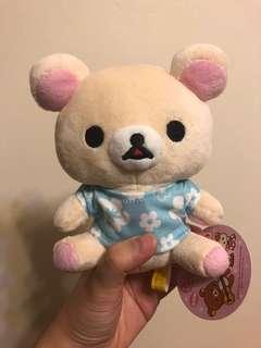 全新 日本景品 正品 鬆弛熊