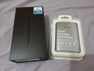 Samsung Note 9 plus Samsung Fast Charge Powerbank