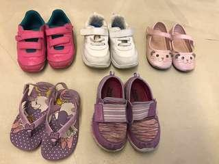Girls Shoes 3-4 years old