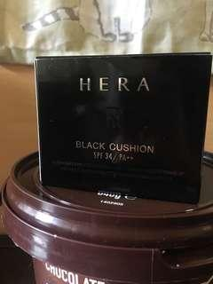 HERA Black Cushion No.21 + refill