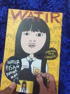 Novel watir