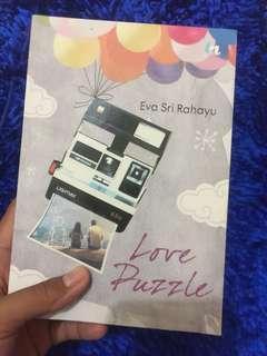 Novel love puzzle