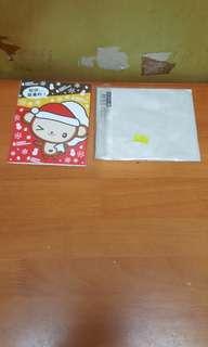 858 全新聖誕卡 $5