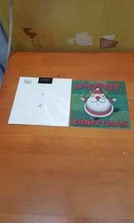 859 全新聖誕卡 $5