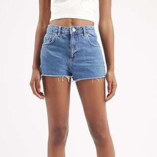 Topshop Mom Shorts US 2