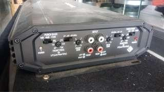Sub-woofer with Amplifier