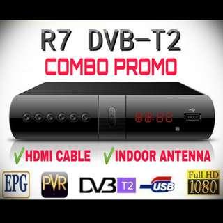 DVB-T2 R7 DIGITAL TV BOX