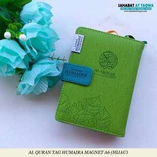 Al quran tagging humaira magnet a6
