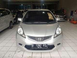 Honda jazz rs at 2008 silver mulus