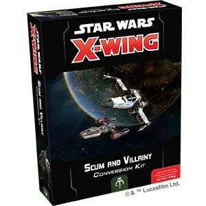 X-wing miniatures 2.0 Conversion kit- Scum & villainy