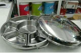 STAINLESS STEEL DOME ROUND CHAFING DISH