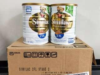 Similac Follow-on Stage 2