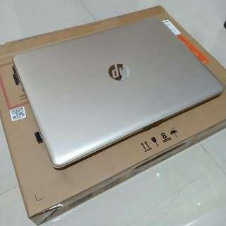 Laptop HP 14 Inci, RAM 8GB,