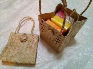 Bariw Made Native Gift Basket (thick size)