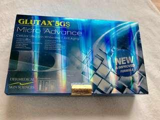 Authentic Glutax 5gs