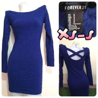 Forever 21 Sexyback Dress