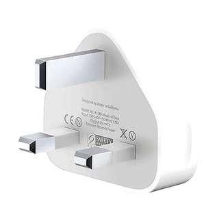 🚚 Apple iPhone Wall Adapter 3-pin