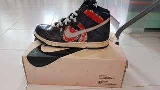 "Nike SB dunk High ""HUF"""