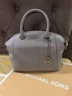Michael kors Satchel leather bag
