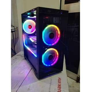 Ryzen 5 2600 + GTX 1060 6GB - Custom Gaming Desktop PC