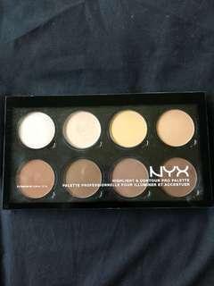 Nyx Contour Pallete