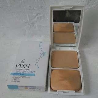 Pixy Two Way Cake Powder