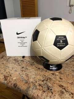 Nike x Off-white soccer ball