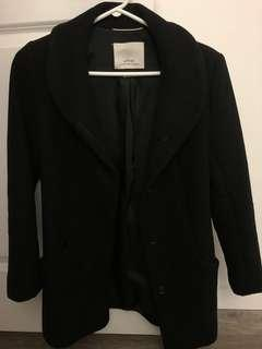 Aritzia Wilfred XS Wool Coat