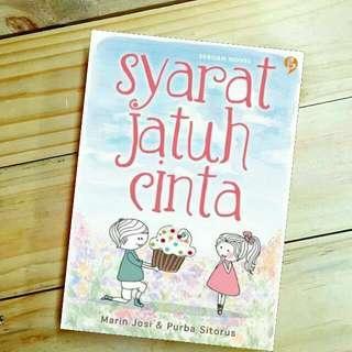 SYARAT JATUH CINTA