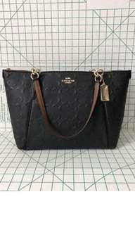 [Reserved]BN Authentic Coach Tote Ava in Signature