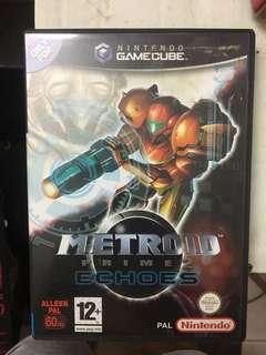 Nintendo Gamecube - Metroid Prime 2 (PAL)