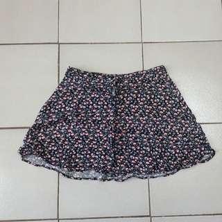 H&M Skater Skirt (Floral)