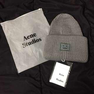 Acne Studios Pansy Face Beanie