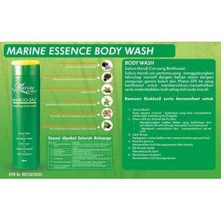 Body Wash ( Marine Essence )