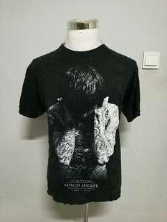 MITCH LUCKER (Suicide Silence) tribute t-shirt
