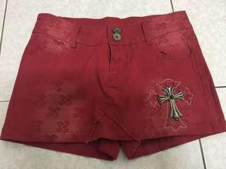🚚 褲裙兩件$100(全新)