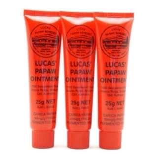 Authentic Papaw Ointment 25g