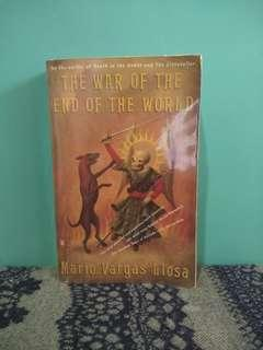 The War of the End of the World by Mario Vargas Lloss
