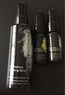 SKINDINAVIA Setting Spray + Minis