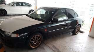 Mitsubishi Lancer 1.6 Auto GLX