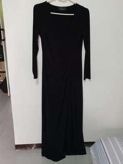 Black Formal Long Gown