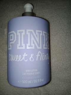 Victoria Secret  PINK Sweet&Flirty Body Lotion