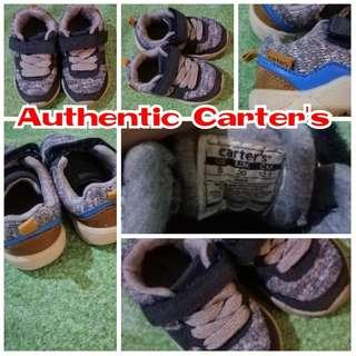Authentic Carter's Rubber Shoes