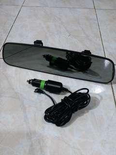 Car mirror camera 行車記錄相機